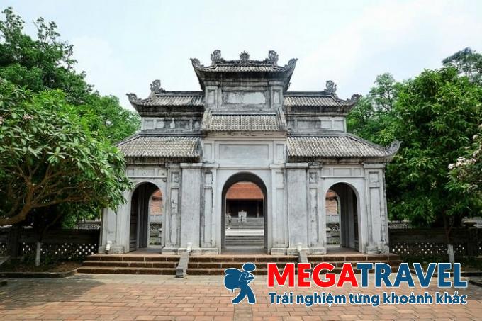 Tour trọn gói Hà Nội – Đường Lâm – Chùa Mía – Thành cổ Sơn Tây 1 ngày