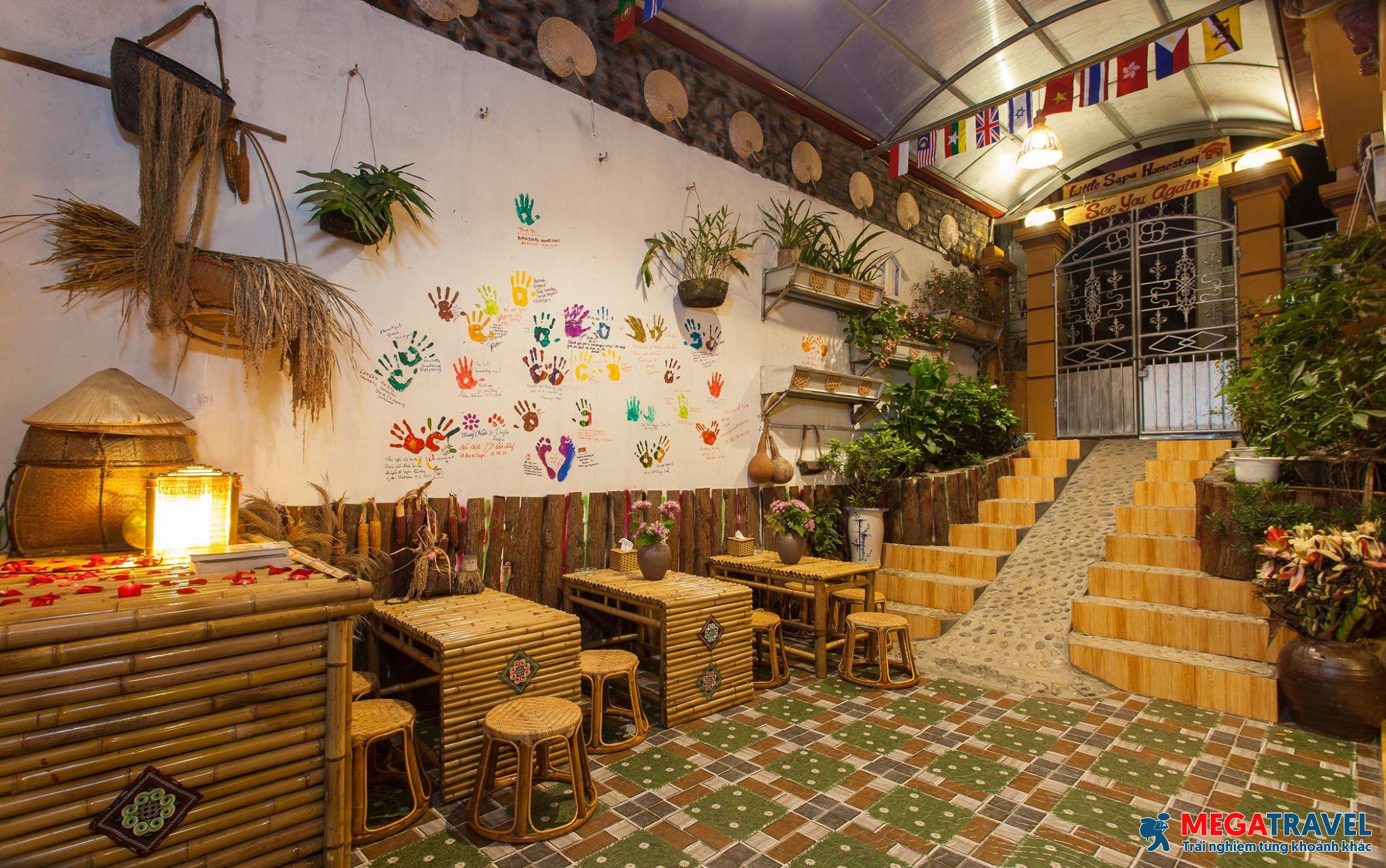 Combo Sapa 2 ngày 1 đêm Little View homestay Sapa khởi hành từ Hà Nội