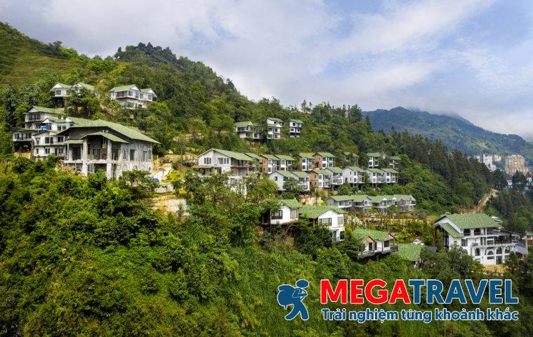 Combo Sapa 2 ngày 1 đêm Sapa CatCat Hills Resort & Spa 4 sao khởi hành từ Hà Nội