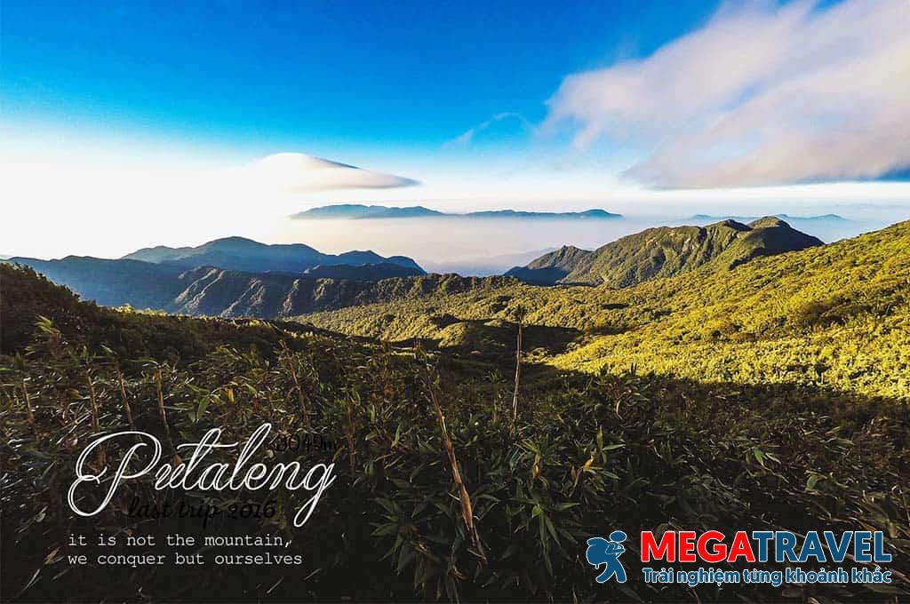 Kinh nghiệm chinh phục Pu Ta Leng - Đỉnh núi cao hiểm trở bậc nhất Việt Nam - Megatravel - Hệ thống đặt Combo và Tour siêu tiết kiệm