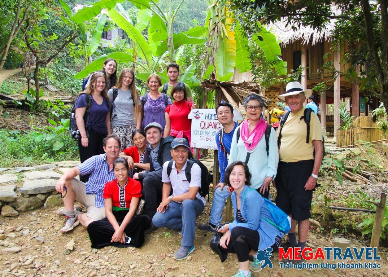 Tour du lịch cộng đồng Bản Ké (Đà Bắc) trải nghiệm cuộc sống đồng bào Mường