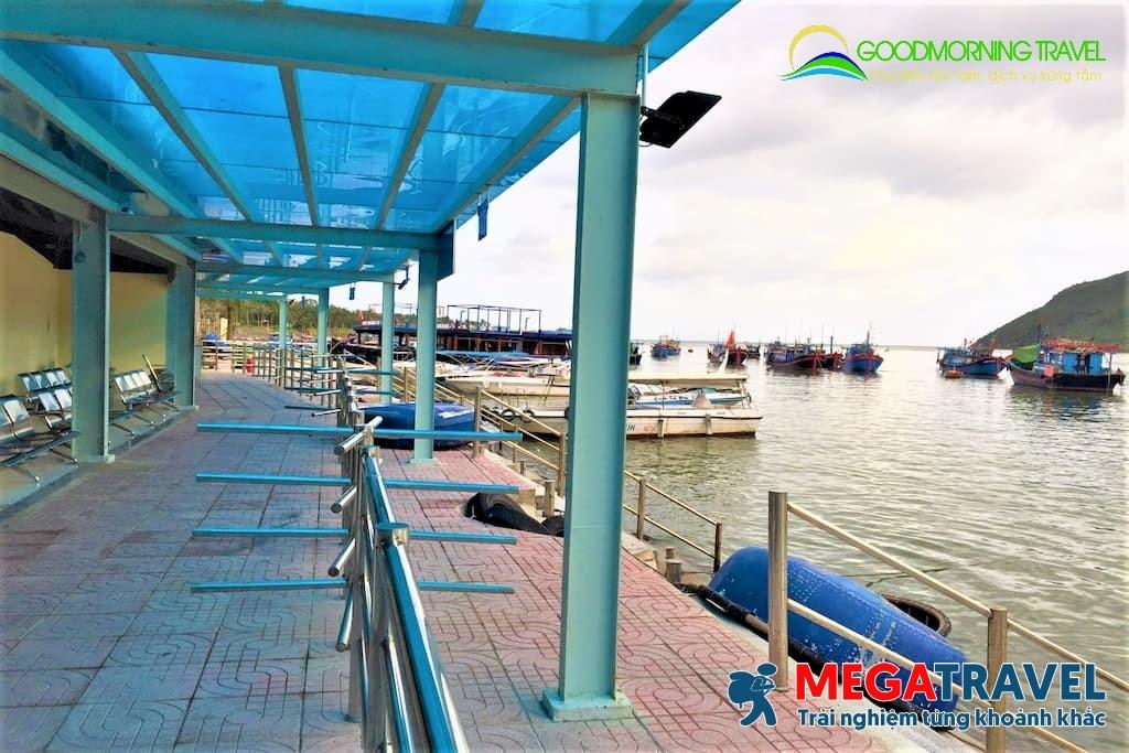 Cảng Vĩnh Trường du lịch đảo Nha Trang